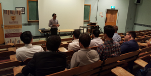 CEO of RiskView Guest Lecturer