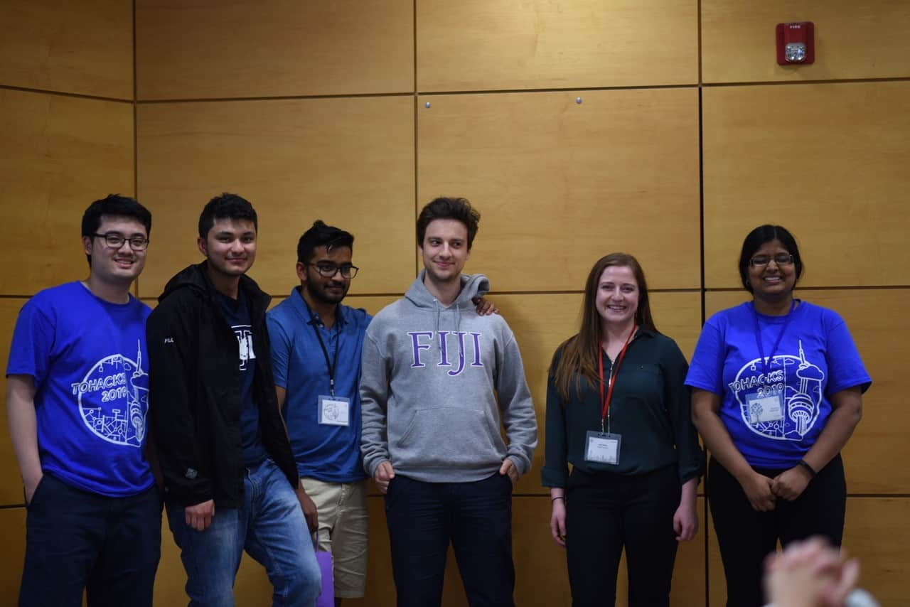 Aceso - Winners of TOHacks Data Challenge